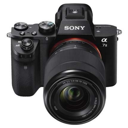 Фотоаппарат системный Sony Alpha A7 II 28-70 Kit Black