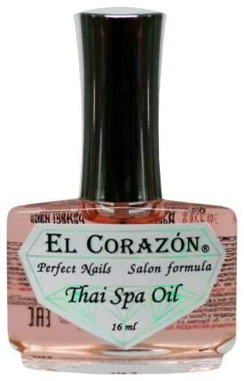 Сыворотка для необрезного маникюра El Corazon Thai Spa Oil, 16 мл