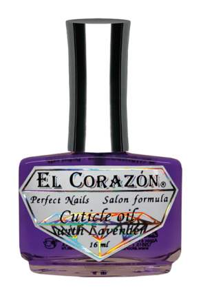 Масло для ногтей EL Corazon Perfect Nails Cuticle oil with lavender 433 16 мл