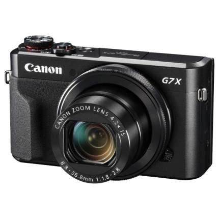Фотоаппарат цифровой компактный Canon PowerShot G7 X Mark II Black