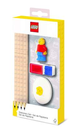 Набор канцелярский с минифигурой LEGO