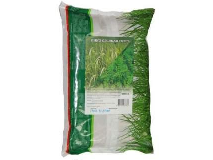 Семена газонных трав и сидератов Гавриш Вико-овсяная смесь вес 1 кг