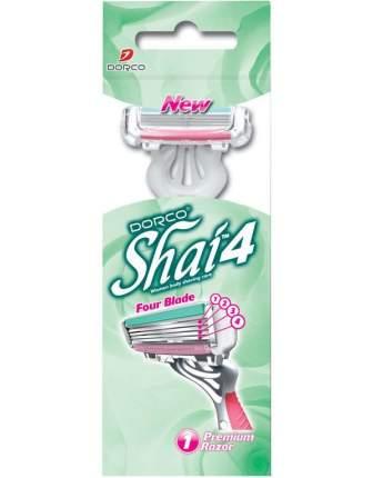 Женский бритвенный станок DORCO Shai vanilla 4 1 шт