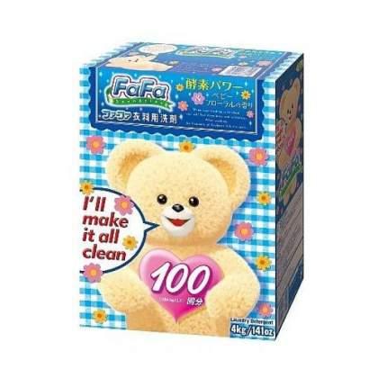 Стиральный порошок FaFa для детского белья 4 кг