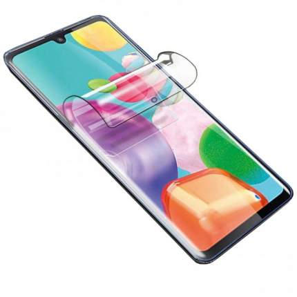 Гидрогелевая защитная плёнка Rock для Samsung Galaxy A41 (Прозрачная)