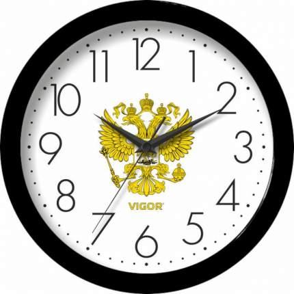 Часы настенные Vigor Д-29 Герб РФ