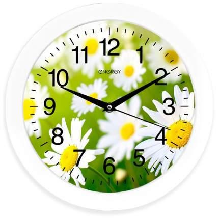 Часы настенные ENERGY ЕС-98 ромашки