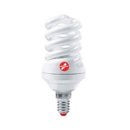 Лампа энергосберегающая E14 ЭКОНОМКА SPC 9w 230v теплый
