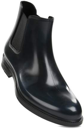 Ботинки мужские Chiara Bellini 289.4357 черно-синие 43 EU
