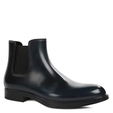 Ботинки мужские Chiara Bellini 289.4357 черно-синие 42 EU