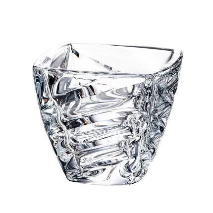 Конфетница Crystalite Bohemia Facet 14 см