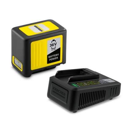 Комплект аккумулятора Karcher 2.445-065.0 Starter Kit Battery Power 36/50