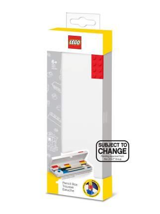 Пенал с минифигуркой LEGO Classic, цвет: красный 52610