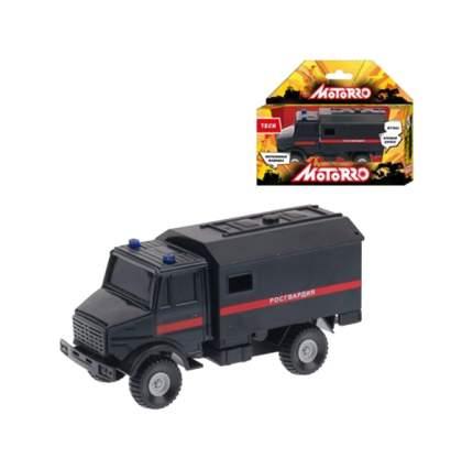 Машинка металлическая Motorro Росгвардия 1:43 200609914