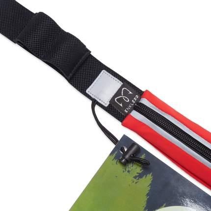 Спортивная сумка Enklepp Enklepp Run Belt Fast red