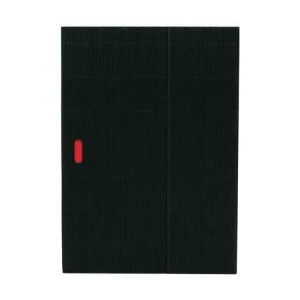 Записная книжка PaperOh Ondulo B6.5 Черный