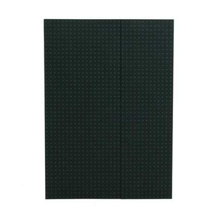 Записная книжка PaperOh Quadro B6.5 Черный на Сером