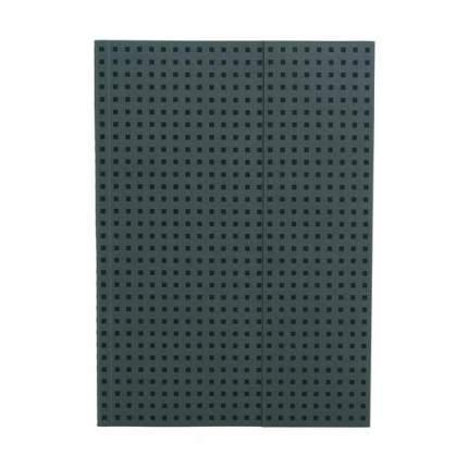 Записная книжка PaperOh Quadro B6 Серый на Черном