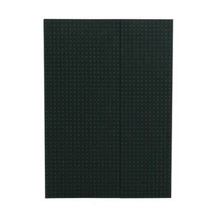 Записная книжка PaperOh Quadro B6 Черный на Сером