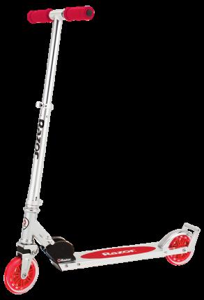 Детский самокат Razor A3 Красный