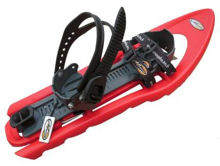 Снегоступы Morpho SUPER TRIMOV'ALP красный