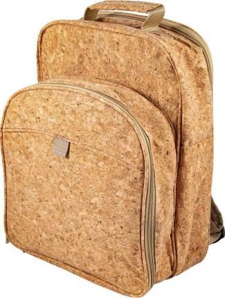 Набор для пикника на 2 персоны в рюкзаке, 26x17x35 см, арт. 130018