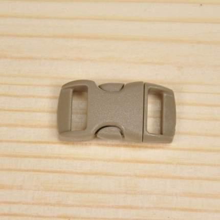 Duraflex фастекс браслетный Kitty Clip 10 мм бежевый 7261/7262