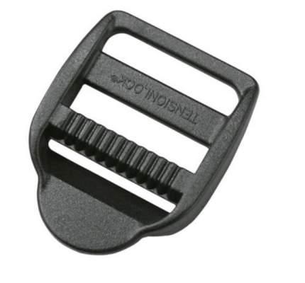 Duraflex пряжка трёхщелевая Standard L 20мм, черн.