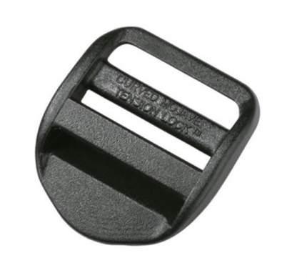 Duraflex пряжка трёхщелевая High Release L 25мм, черн.