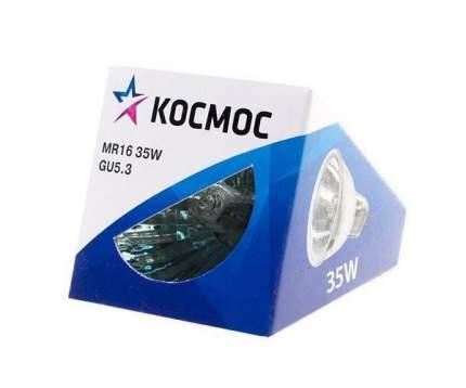 Лампа галогенная GU5.3 КОСМОС MR16 35Вт