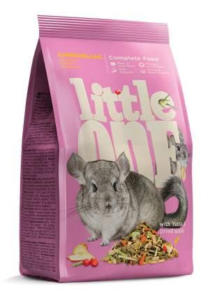 Корм для шиншилл Little One Chinchillas 0.4 кг