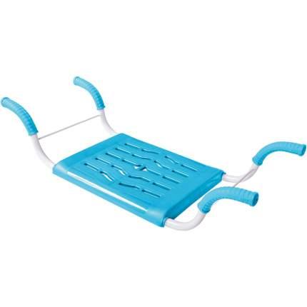 Сиденье на ванну НИКА пластмассовое СВ4 бирюзовый