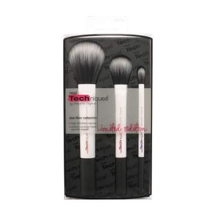 Набор кистей для макияжа Real Techniques Duo Fiber Collection Limited Edition
