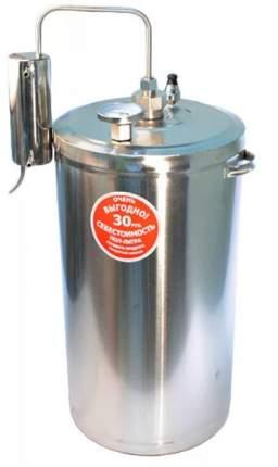 Дистиллятор Первач - Эконом 30Т, домашний 30 л., охладитель, термометр
