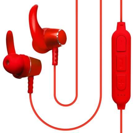 Беспроводные наушники QUB STN-180 Red