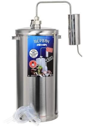 Дистиллятор Первач - Эконом 20Т, домашний 20 л., охладитель, термометр