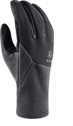 Kailas перчатки Windproof Fleece (M, Темно-серый, 15023)