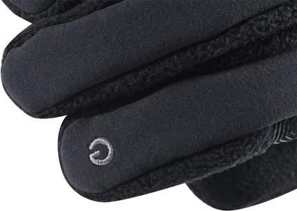 Kailas перчатки Windproof Fleece (L, Черный, 17000)