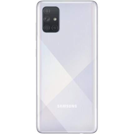 Смартфон Samsung Galaxy A71 128Gb Silver (SM-A715F)