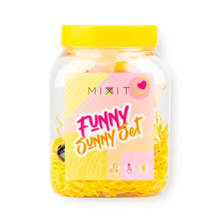 Набор средств по уходу за телом Mixit Funny Sunny