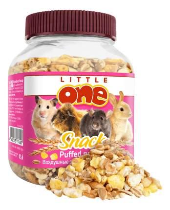 Лакомство для грызунов Little One Воздушные зерна, 100г