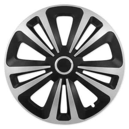 Колпаки R16 ТЕРРА РИНГ МИКС черный 4 шт Джестик VSK-01145851