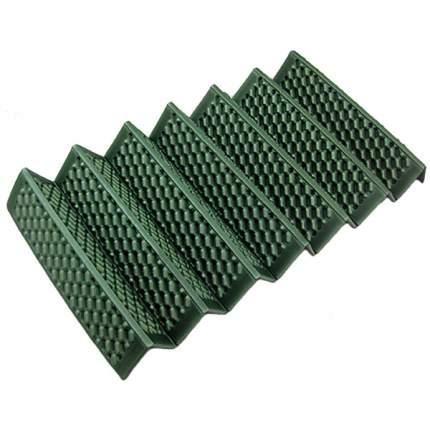 Коврик Life Sports Square Folding Mat зеленый 182 x 56 x 0,9 см