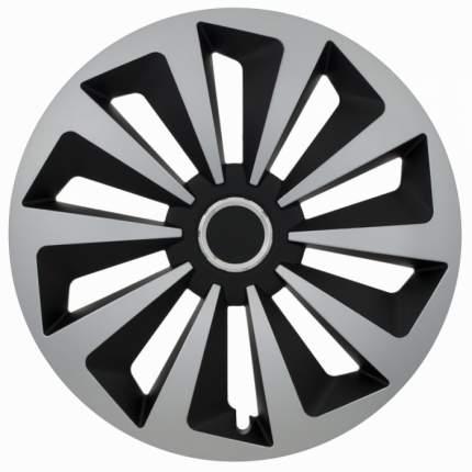 Колпаки на колеса Джестик Фокс ринг микс R16 черный комплект 4 шт. VSK-00408168