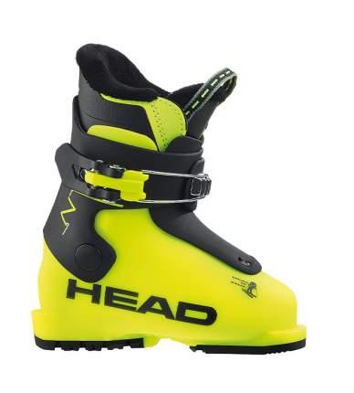 Горнолыжные ботинки Head Z1 2019, yellow/black, 15.5