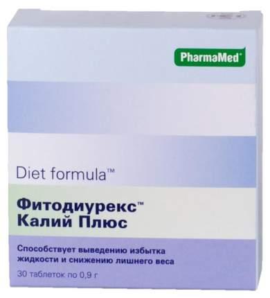 Диет Формула Фито Диуретик калий+ таблетки 30 шт.