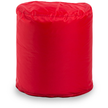 Пуфик циллиндр  50x45x45, Оксфорд Красный
