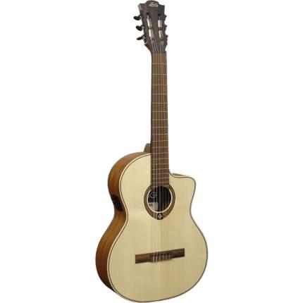Гитара классическая со звукоснимателем LAG OC-88 CE