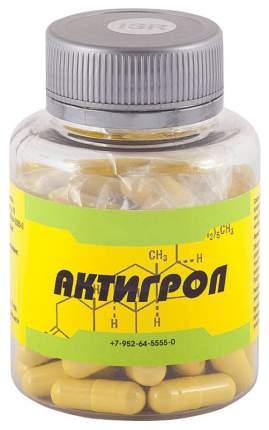 Актигрол капсулы 535 мг №60