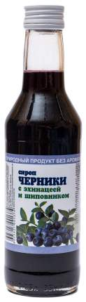 Сироп Черника с эхинацеей и шиповником 250 мл